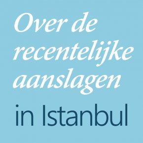 Aanslagen in Istanbul