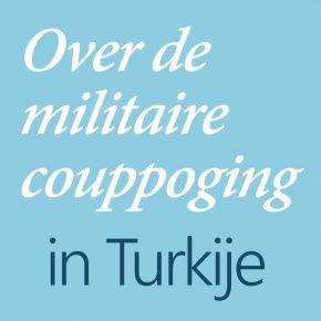 Reactie Hizmet in Nederland en Fethullah Gulen op couppoging Turkije